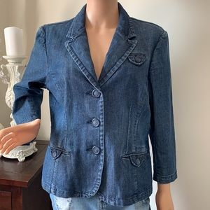 American Eagle outfitters cute jean jacket